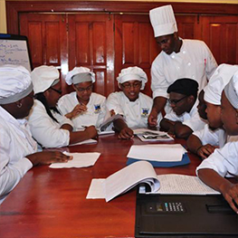 Associate Degree in Applied Science Culinary Arts