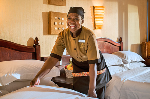 Excellence in Housekeeping
