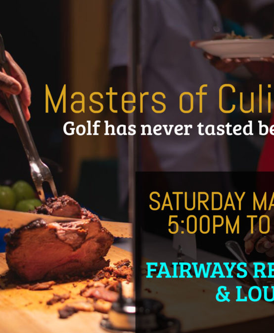 Taste of Tobago Golf Classic- Culinary Experience Inclusive